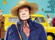"Póster trailer español ""the lady van"""