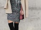 Perfect winter dress