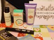 "Caja Birchbox Diciembre, ""Best Nights""."