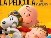 Carlitos Snoopy: película Peanuts. Viñetas para niños.