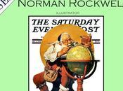 SERIES Norman Rockwell Santa Globe