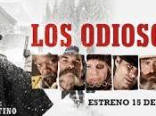 ODIOSOS OCHO. Tráiler español disponible. ESTRENO CINES ENERO.