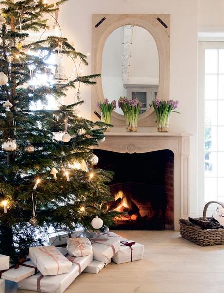 Fotos Casas Decoradas Navidad.Casa Decorada Para La Navidad Paperblog