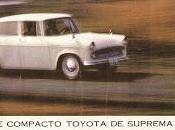 Toyopet marca poco conocida Argentina