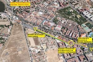 Una acequia subterránea del siglo XIX en Toledo: la mina del Corregidor