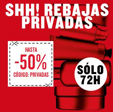 The Body Shop: ¡Rebajas Privadas hasta 50%!