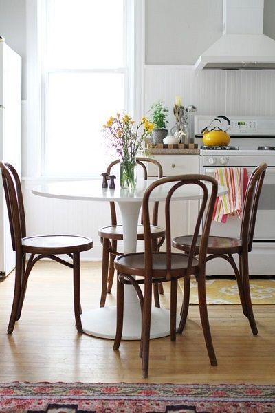 Mesas de cocina redondas paperblog - Mesas antiguas de cocina ...