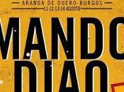 Mando Diao apuntan Festival Sonorama Ribera 2016