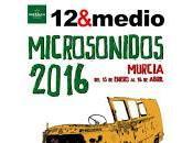 Microsonidos 2016, muchos directos