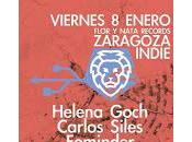 Zaragoza Indie fest nuevos nombres para edición