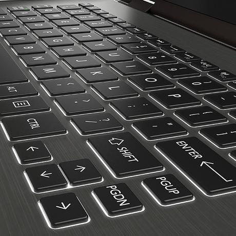 Toshiba Radius 12, una 2 en 1 cuyas principales cualidades es su pantalla 4K y confortable teclado