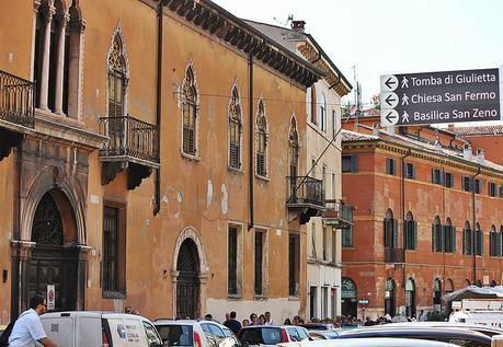 24 hs. en Verona: la casa de Julieta