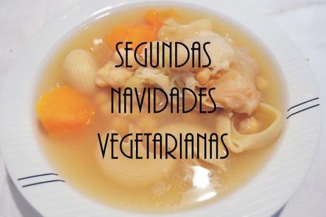 Segundas navidades vegetarianas