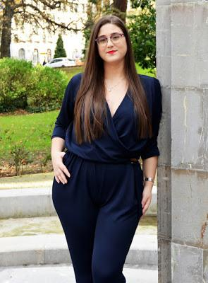 Outfit of the Day ~ Navidad en familia ~ Curvy girl