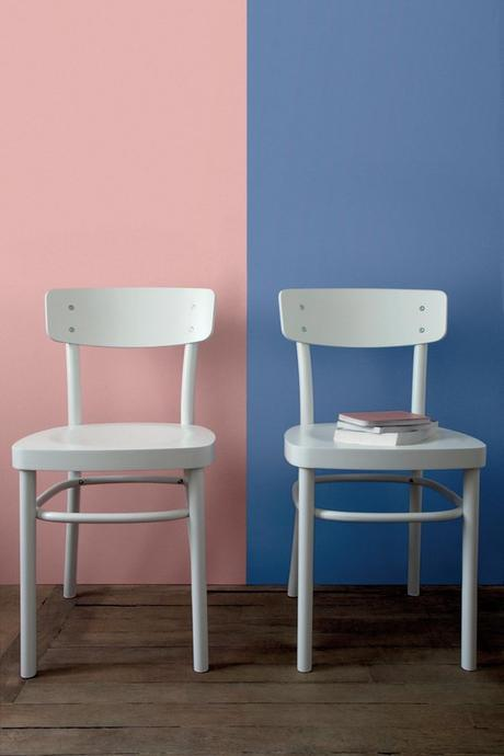 Colores Pantone 2016: Rose Quartz y Serenity.
