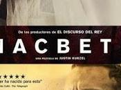 Macbeth. película Justin Kurzel