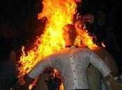 """Llega quema """"Año Viejo"""". serranía ecuatoriana"""