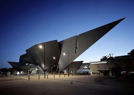 Ampliación del Museo de Arte de Denver, por Daniel Libeskind (Denver – Colorado)