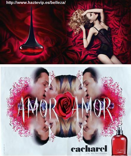 Perfumes de calidad a buen precio, oriflame versus marcas de
