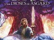 Ficha: Magnus Chase dioses Asgard espada tiempo
