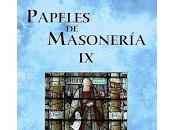 Revista Papeles Masonería, dedicado Escocismo