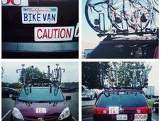 Guía para principiantes como transportar bicicletas coche