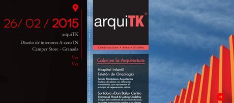 2015 a cero en la prensa paperblog for Revistas de arquitectura online