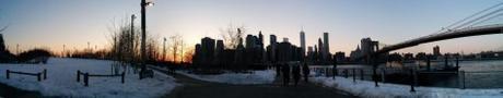 vistas puente Brooklyn