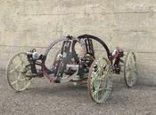 Disney construyó robot capaz escalar paredes
