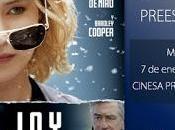 """CONCURSO: apetece asistir preestreno """"Joy"""" enero Madrid?"""