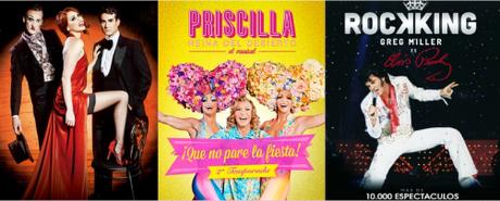 Las mejores propuestas teatrales del 2015.