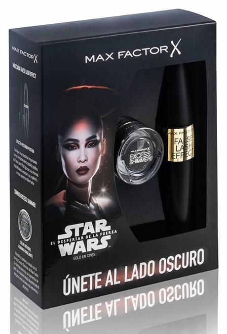 MAX FACTOR STAR WARS PACK LADO OSCURO