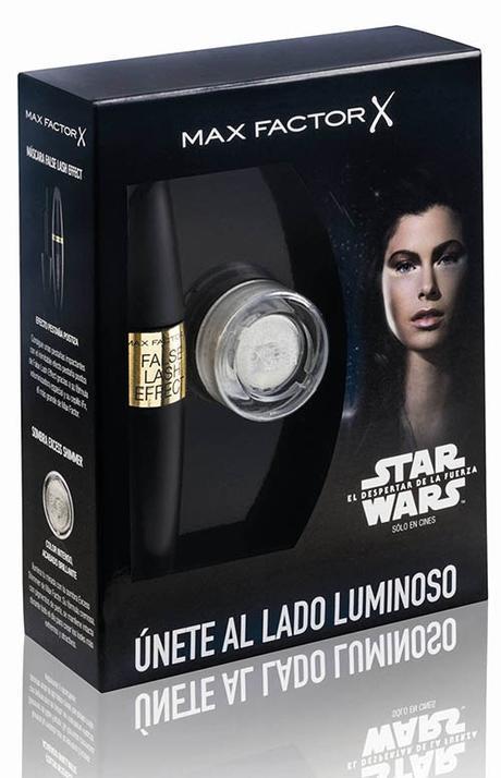 MAX FACTOR STAR WARS PACK LADO LUMINOSO