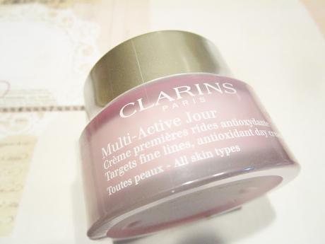 Crema de día Multi Active Jour Clarins