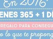 Propósitos (realistas) para 2016