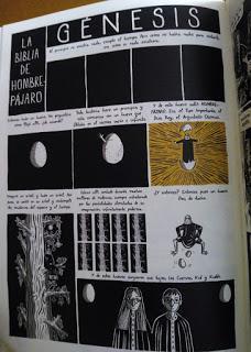 Reseña [novela gráfica]: La Enciclopedia de la Tierra Temprana, de Isabel Greenberg