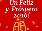 Gracias 2015, Bienvenido 2016!
