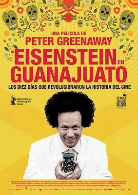 Eisenstein en Guanajuato. A la conquista del culo.