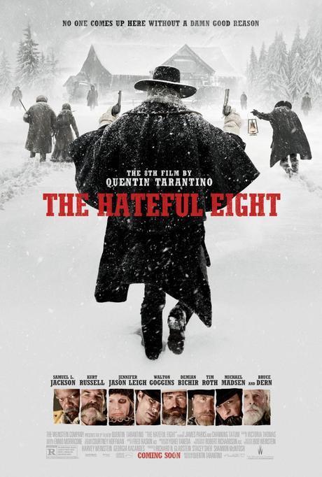 estrenos cine esperados enero 2016 the hateful eight