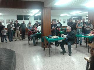 XXVI Torneo de Navidad de la Fundación CajaCanarias 2015 (IX y fin)