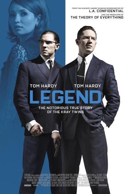 estrenos cartelera cine españa 8 enero 2016 legend