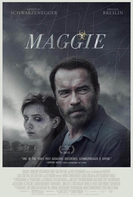 estrenos cartelera cine españa 8 enero 2016 maggie
