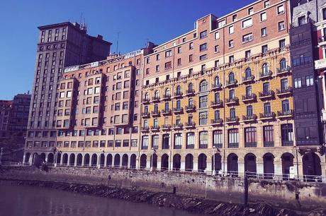 ¡A viajar… Destino: Bilbao! Come, Reza, Ama
