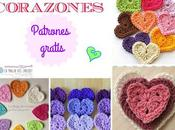 Corazones para valentin