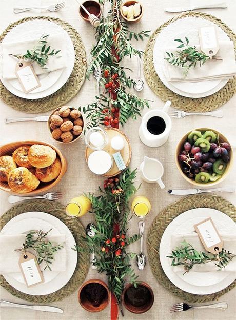 Desayuno de reyes paperblog for Decoracion para reyes