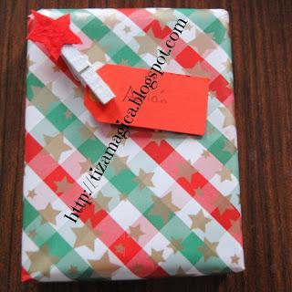 Cómo marcar los regalos de Navidad