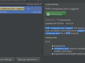Usar composer desde PHPStorm