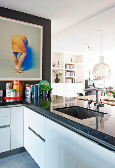Comenzamos el a o con detalles de una casa ecl ctica for Detalles de una casa