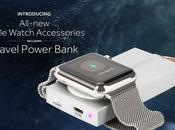 Griffin 2016: Travel Power Bank accesorio para mantener cargado energía Apple Watch (ideal exigente)