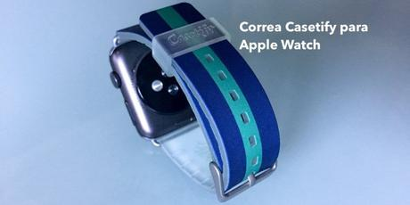 Analizamos las correas Apple Watch Casetify